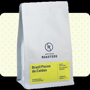 Brazil specialty kávé